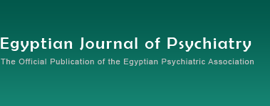 Egyptian Journal of Psychiatry